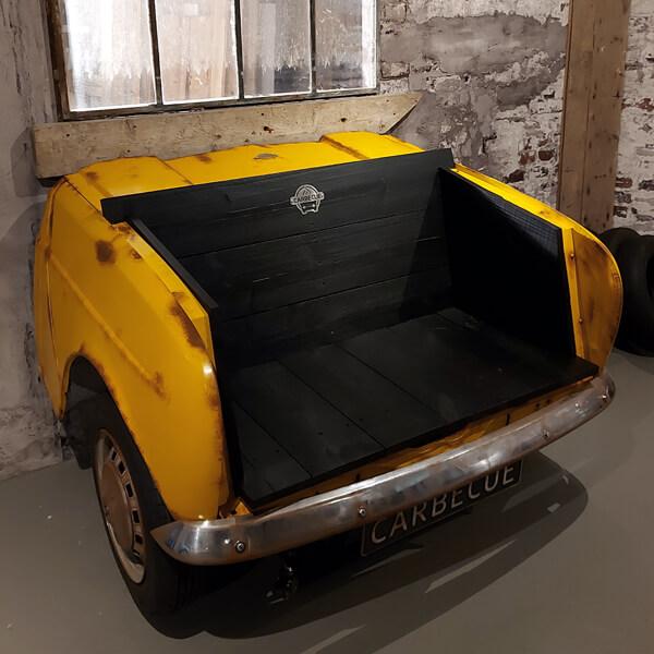 Renault 4 Seat