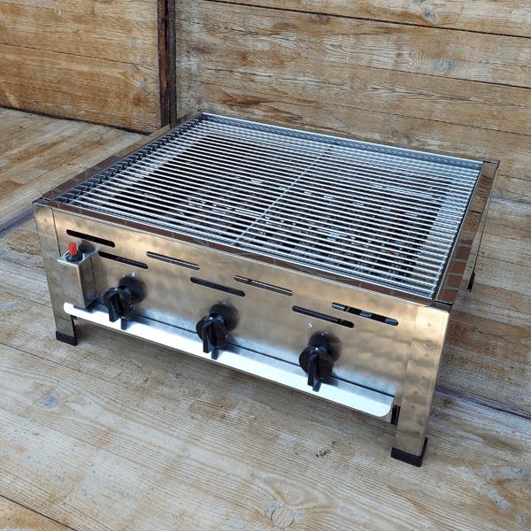 Drie Brander – Gasbarbecue