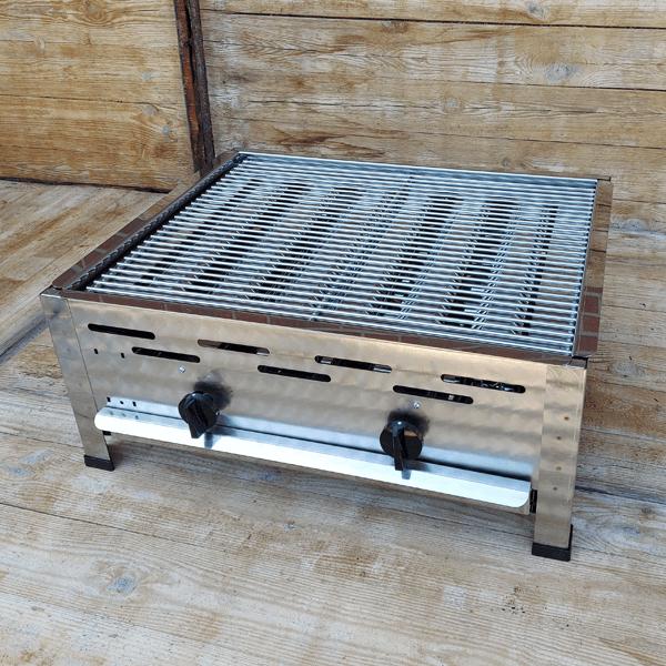 Twee Brander – Gasbarbecue